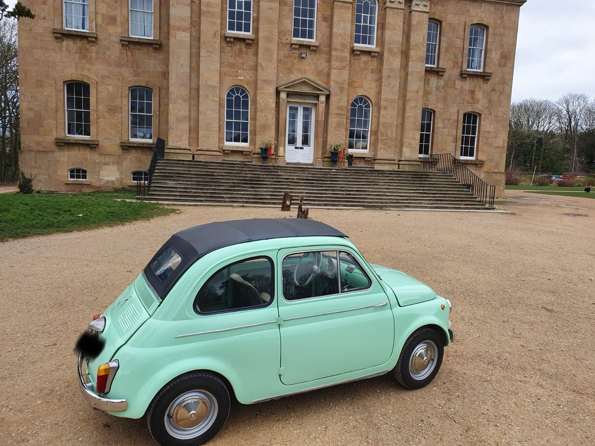 1963 Fiat 500 d with suicide doors - great example For Sale (picture 5 of 6)
