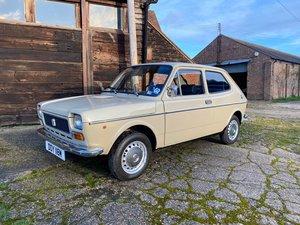 1974 Fiat 127