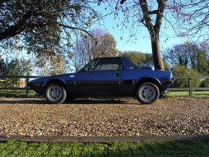 1988 Fiat X1/9 Bertone 1500 For Sale