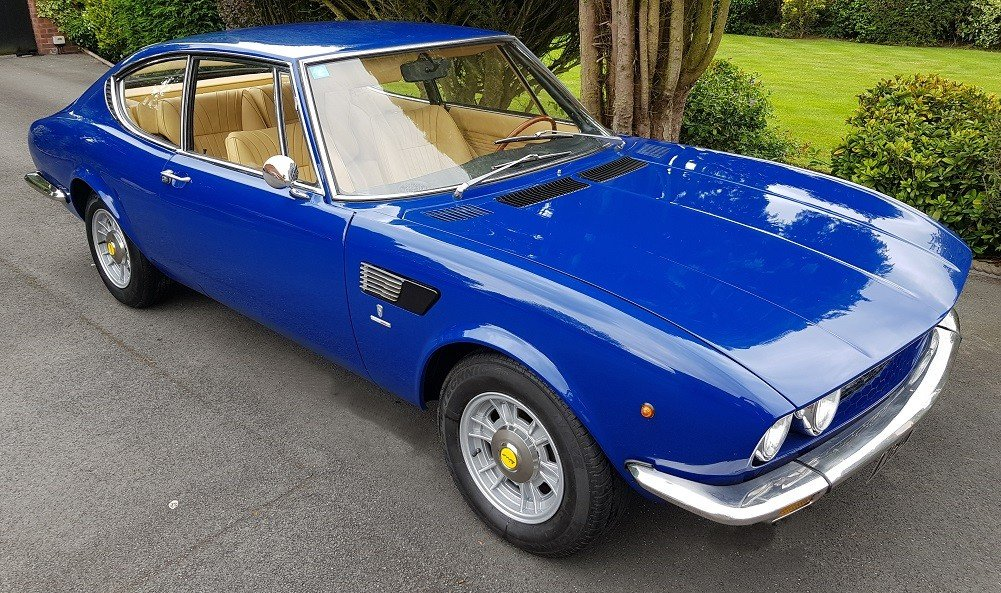 1967 FIAT DINO COUPE - REDUCED PRICE! For Sale (picture 1 of 6)