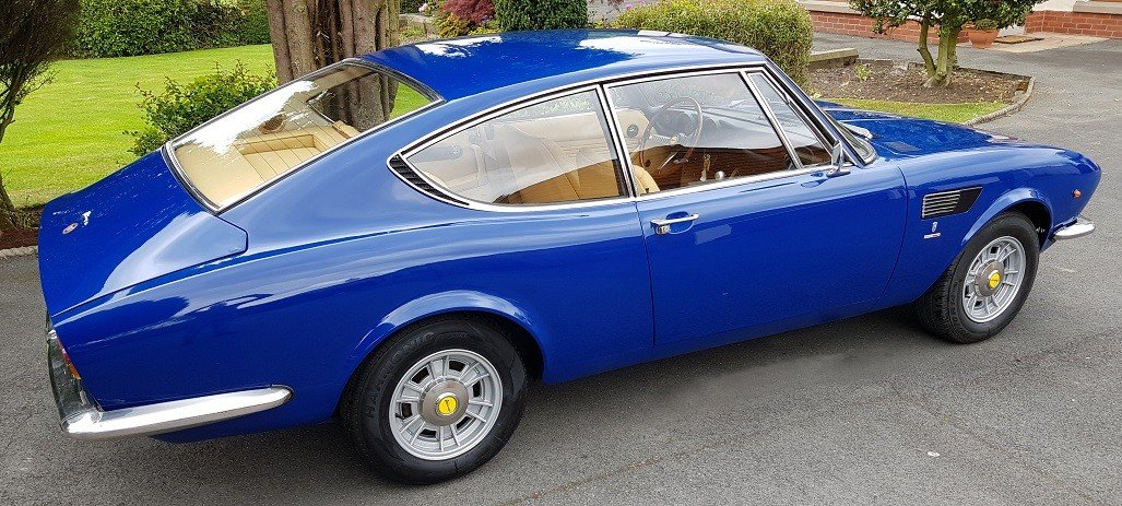 1967 FIAT DINO COUPE - REDUCED PRICE! For Sale (picture 2 of 6)