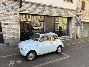 1966 Fiat 500 F SOLD