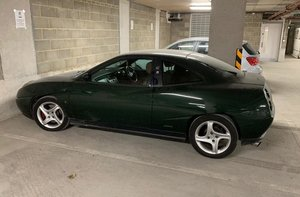 1998 FIAT COUPE 20VT For Sale by Auction