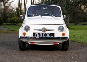 1972 Fiat 595 Abarth Replica