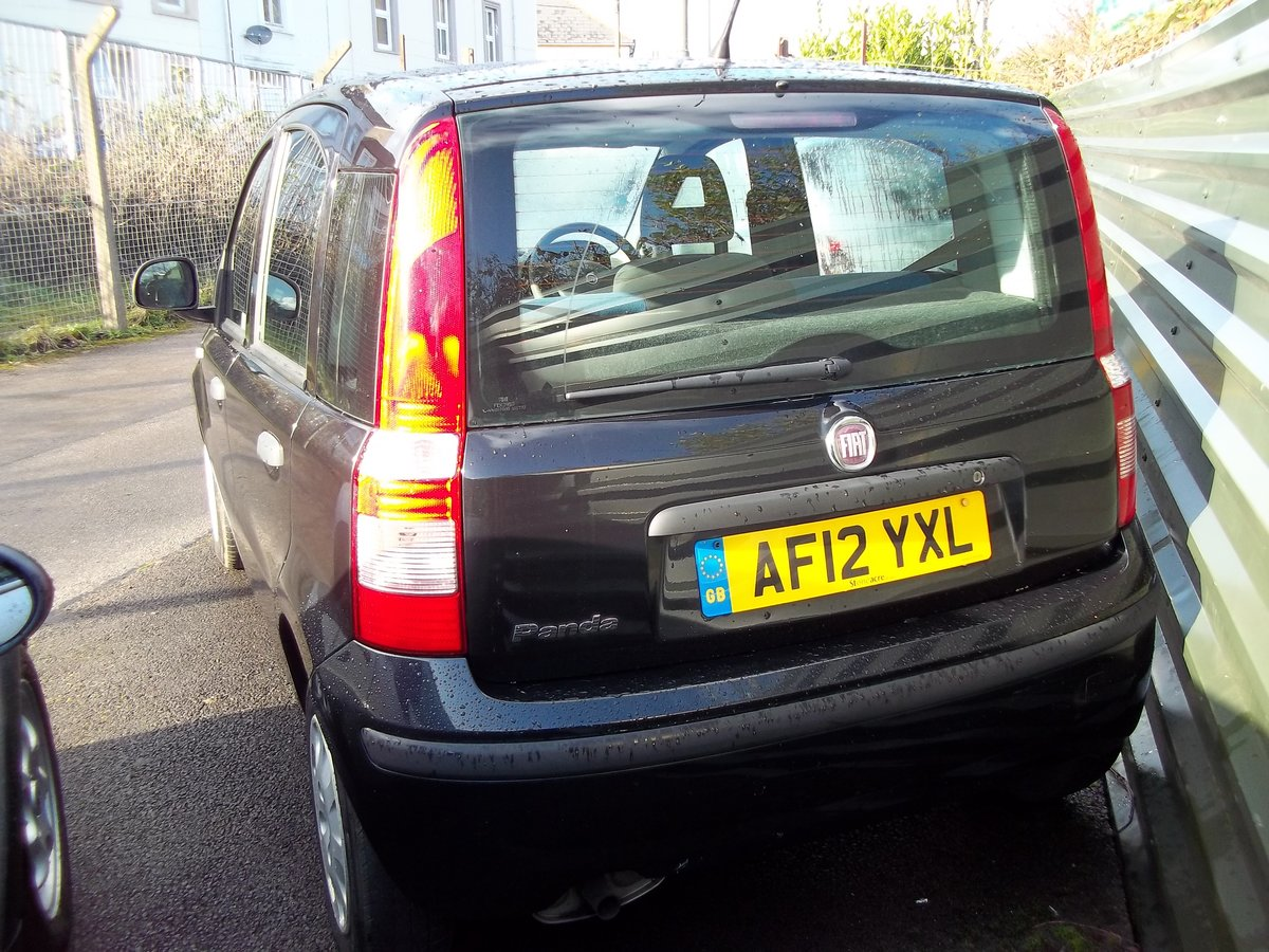 2012 Fiat Panda 1.2 For Sale (picture 4 of 5)