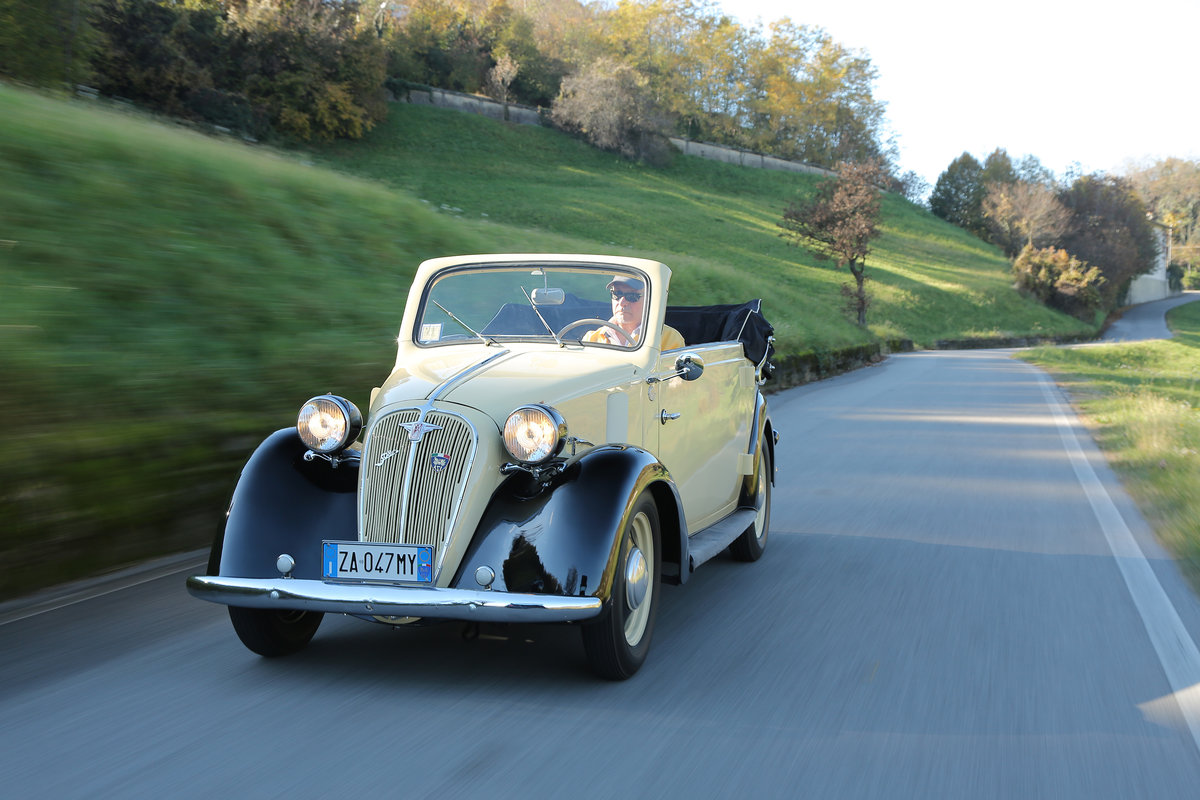 1939 FIAT - NSU 508 C - ex MILLE MIGLIA For Sale (picture 5 of 6)