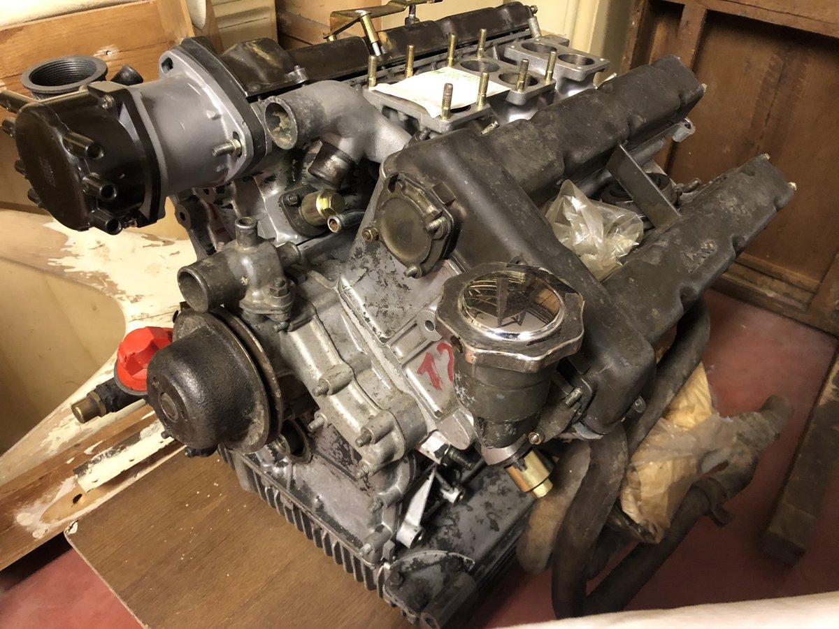 Engine 206 Dino Spider Ferrari V 6