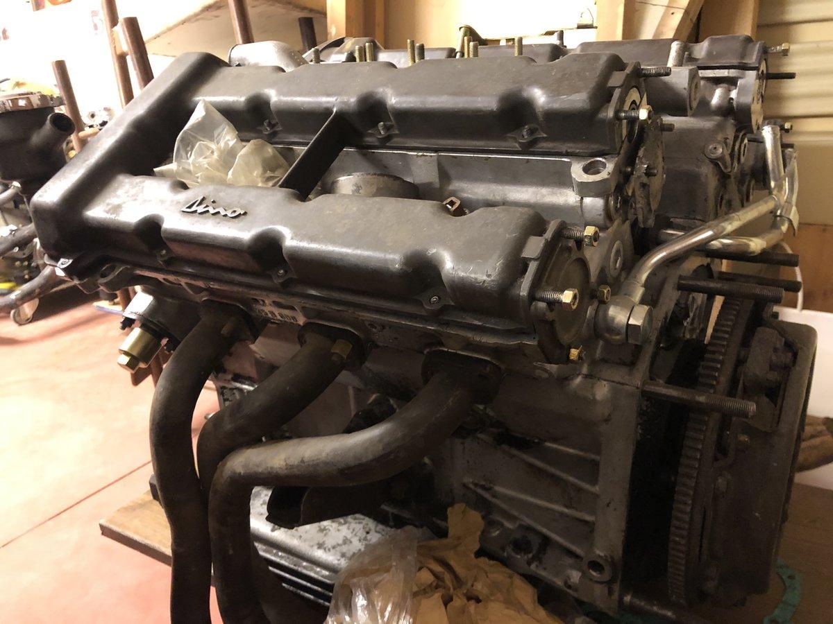 1967 Engine 206 Dino Spider Ferrari V 6 For Sale (picture 2 of 5)