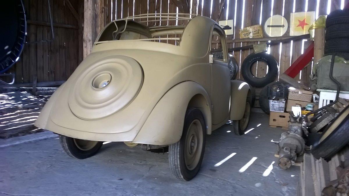 1938 Deutsche Fiat NSU 500 Topolino For Sale (picture 1 of 6)