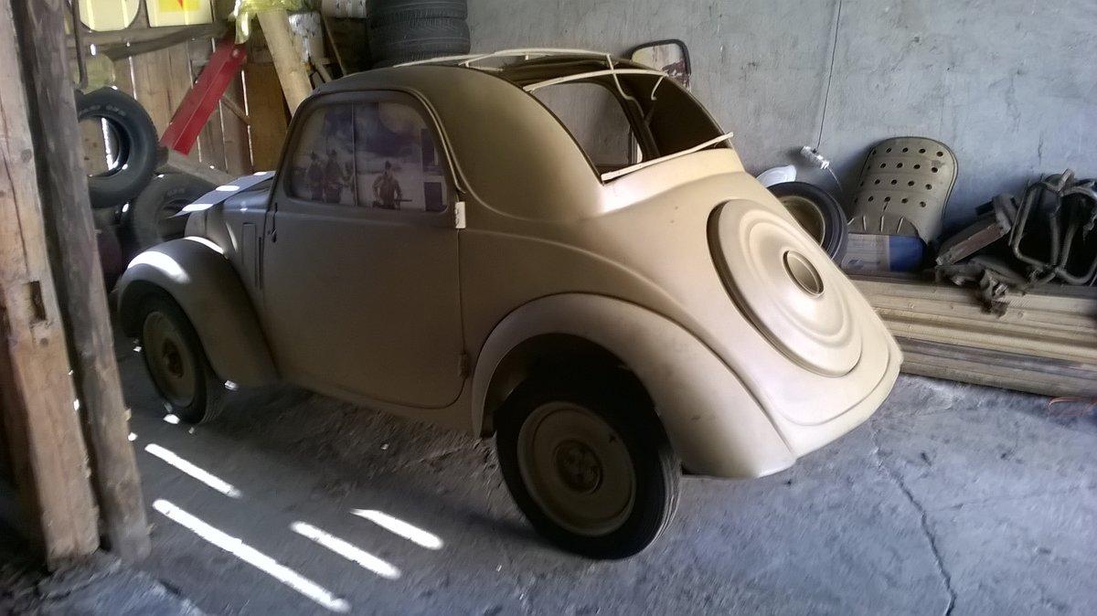 1938 Deutsche Fiat NSU 500 Topolino For Sale (picture 3 of 6)