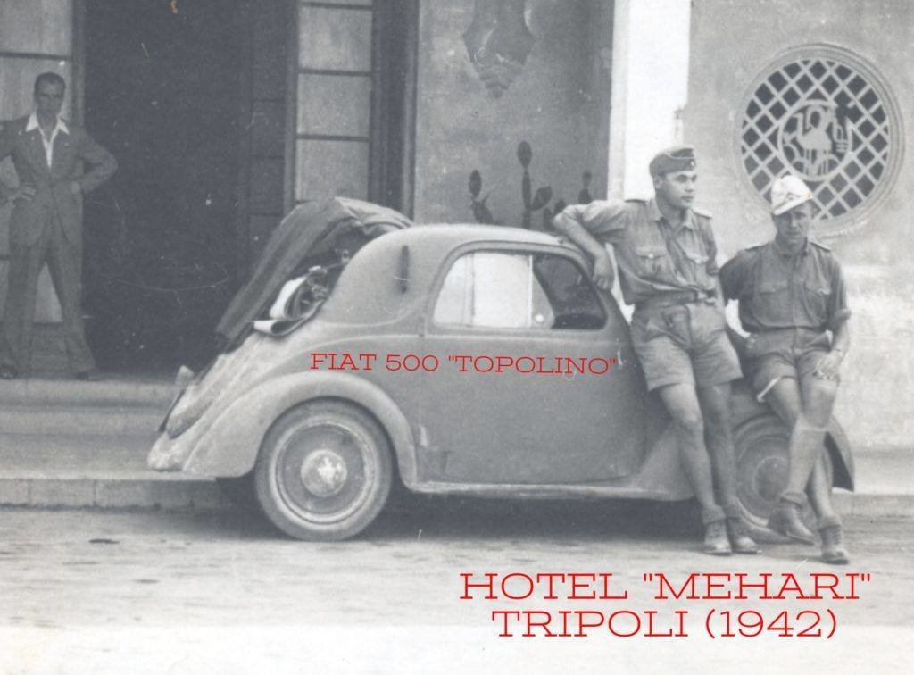 1938 Deutsche Fiat NSU 500 Topolino For Sale (picture 6 of 6)