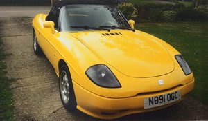 1999 Fiat Barchetta Convertible