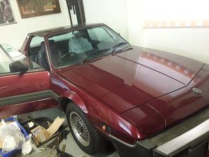 1989 Excellent  Fiat x 1/ 9