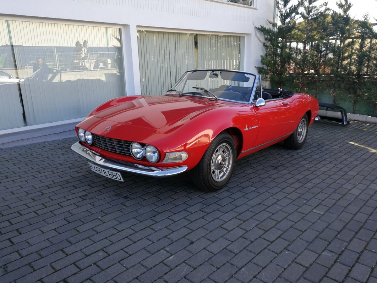 1967 Fiat Dino Spider 2.0 V6 For Sale (picture 1 of 6)