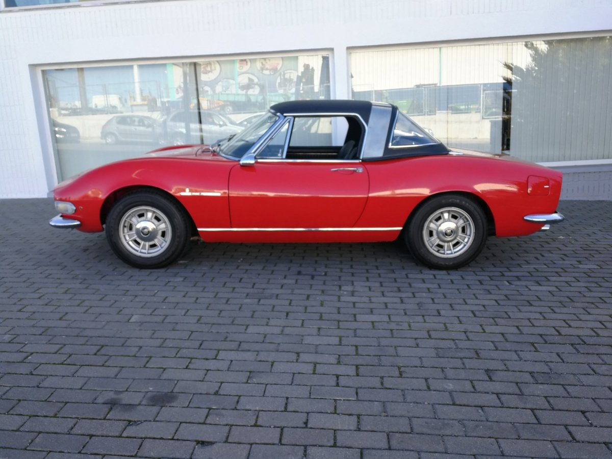 1967 Fiat Dino Spider 2.0 V6 For Sale (picture 2 of 6)