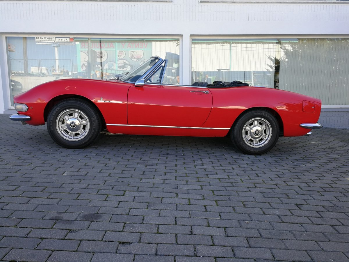 1967 Fiat Dino Spider 2.0 V6 For Sale (picture 3 of 6)