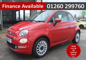 Picture of 2016 FIAT 500 1.2 LOUNGE 3DR