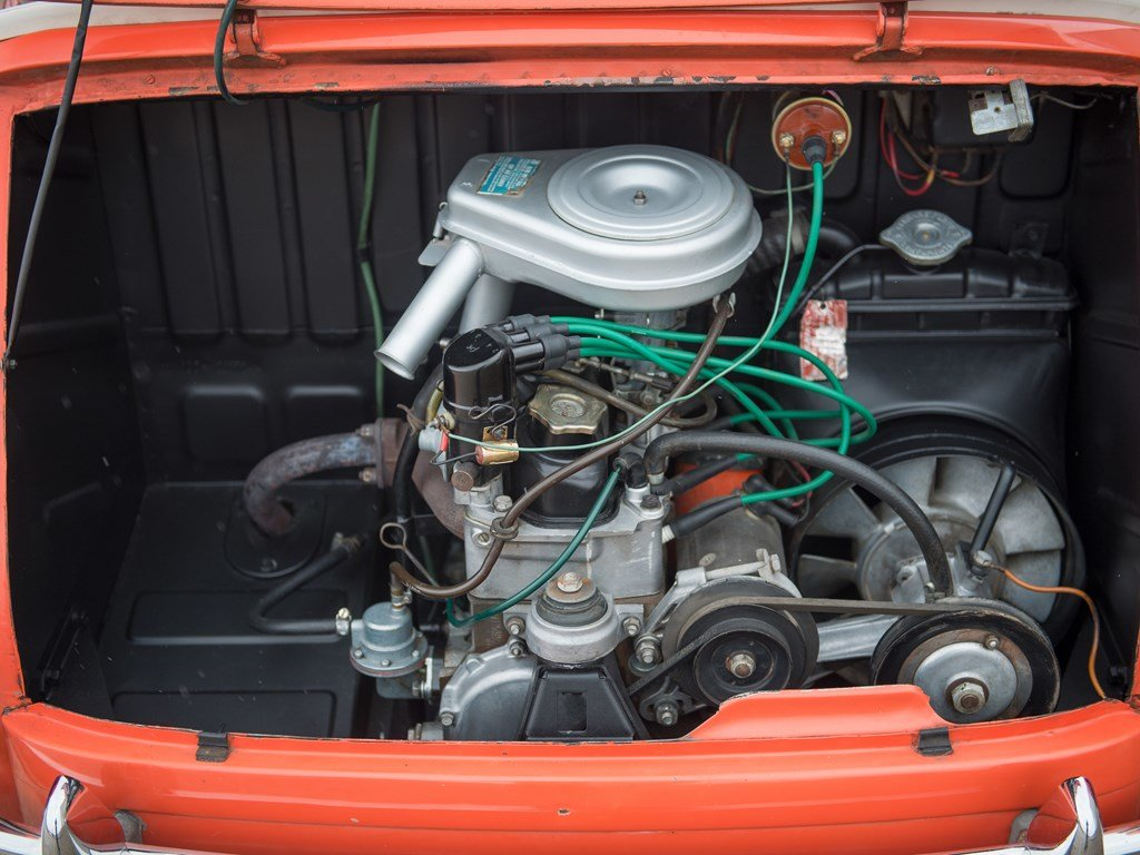 1962 Fiat 600 Jolly by Ghia For Sale by Auction (picture 3 of 6)
