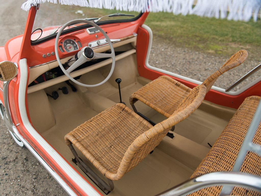 1962 Fiat 600 Jolly by Ghia For Sale by Auction (picture 4 of 6)