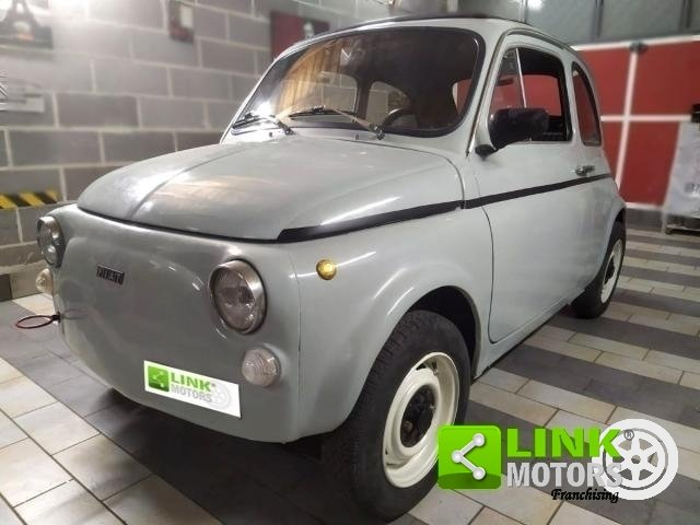 """FIAT 500 L (1970) """"SPORTY"""" For Sale (picture 1 of 6)"""