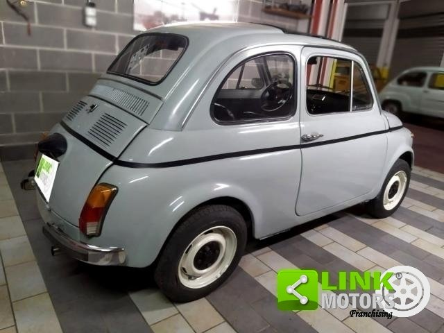 """FIAT 500 L (1970) """"SPORTY"""" For Sale (picture 2 of 6)"""