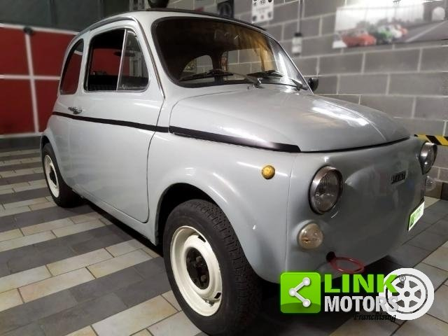 """FIAT 500 L (1970) """"SPORTY"""" For Sale (picture 3 of 6)"""