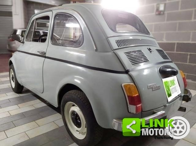 """FIAT 500 L (1970) """"SPORTY"""" For Sale (picture 4 of 6)"""