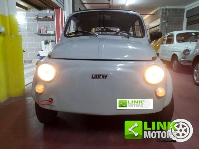"""FIAT 500 L (1970) """"SPORTY"""" For Sale (picture 5 of 6)"""
