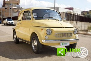 1971 Fiat 500 My car Francis Lombardi For Sale
