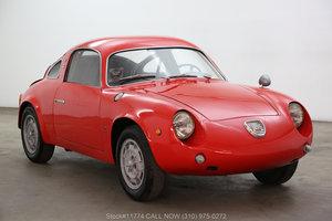 1959 Fiat Abarth Record Monza Coupe