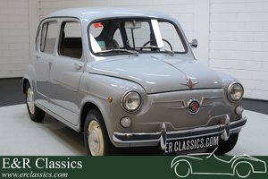 Fiat Seat 800 extended 600 1967 Very rare For Sale