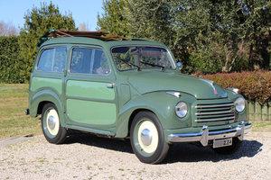 1954 Fiat 500 C Topolino Belvedere For Sale