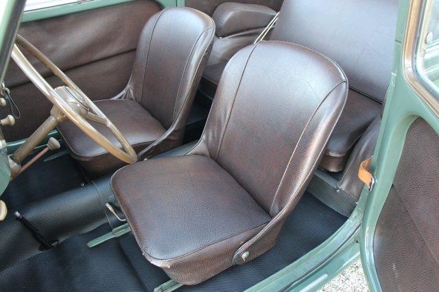 1954 Fiat 500 C Topolino Belvedere For Sale (picture 2 of 6)