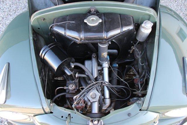 1954 Fiat 500 C Topolino Belvedere For Sale (picture 3 of 6)