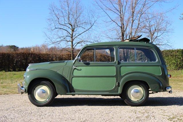 1954 Fiat 500 C Topolino Belvedere For Sale (picture 4 of 6)