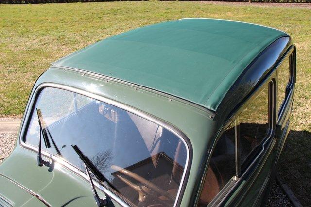 1954 Fiat 500 C Topolino Belvedere For Sale (picture 5 of 6)