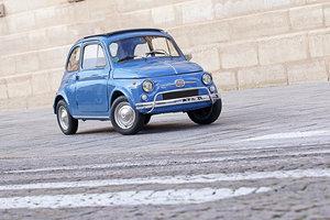 1962 Fiat 500 D For Sale by Auction
