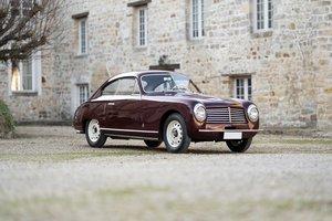 1951 Fiat 1100 ES Coupé Pinin Farina  For Sale by Auction