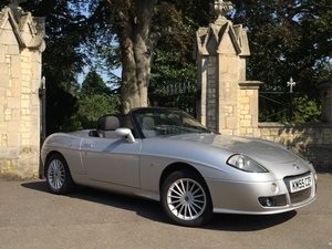 2005 Fiat Barchetta 1 lady owner