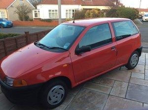 1994 Fiat punto mark 1  55s  1.2