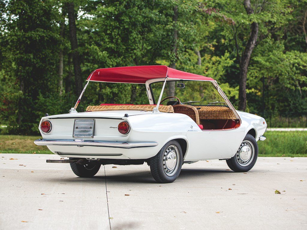 1970 Fiat 850 Spiaggetta by Michelotti For Sale by Auction (picture 2 of 6)
