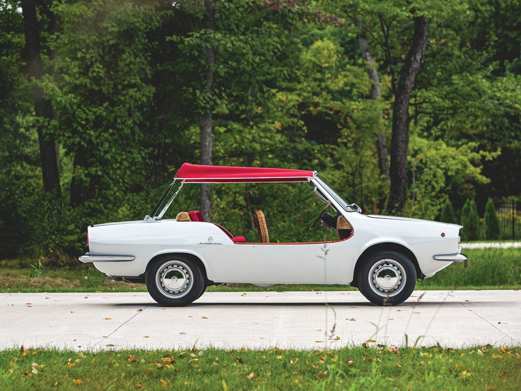 1970 Fiat 850 Spiaggetta by Michelotti For Sale by Auction (picture 5 of 6)