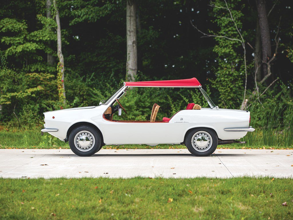 1970 Fiat 850 Spiaggetta by Michelotti For Sale by Auction (picture 6 of 6)