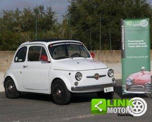 1970 Fiat 500 L Personalizzata Abarth For Sale