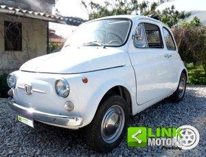 Fiat 500 F (1968) RESTAURATA For Sale