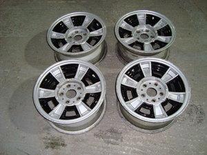 Cromodora Orginial Fiat Dino Magnesium/Alloy wheels x 4