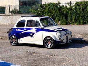 1972 FIAT 500 ARBARTH 695 SS EVOCATION LHD