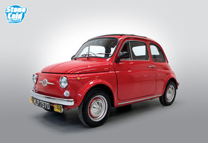 Picture of 1966 Fiat 500 right hand drive UK car restored SOLD