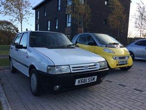 1993 Fiat Uno 1.1ie S 5 door
