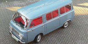 1968 Fiat 850 Familiare